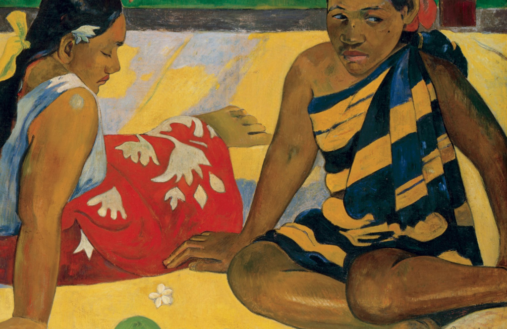 Gauguin's inner journey