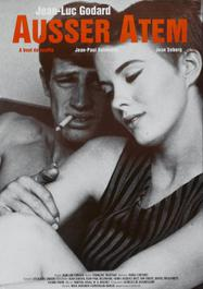 Breathless - Poster Allemagne