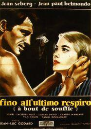 Breathless - Poster Italie