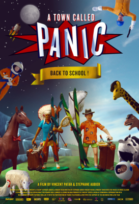 A Town Called Panic: Back to School