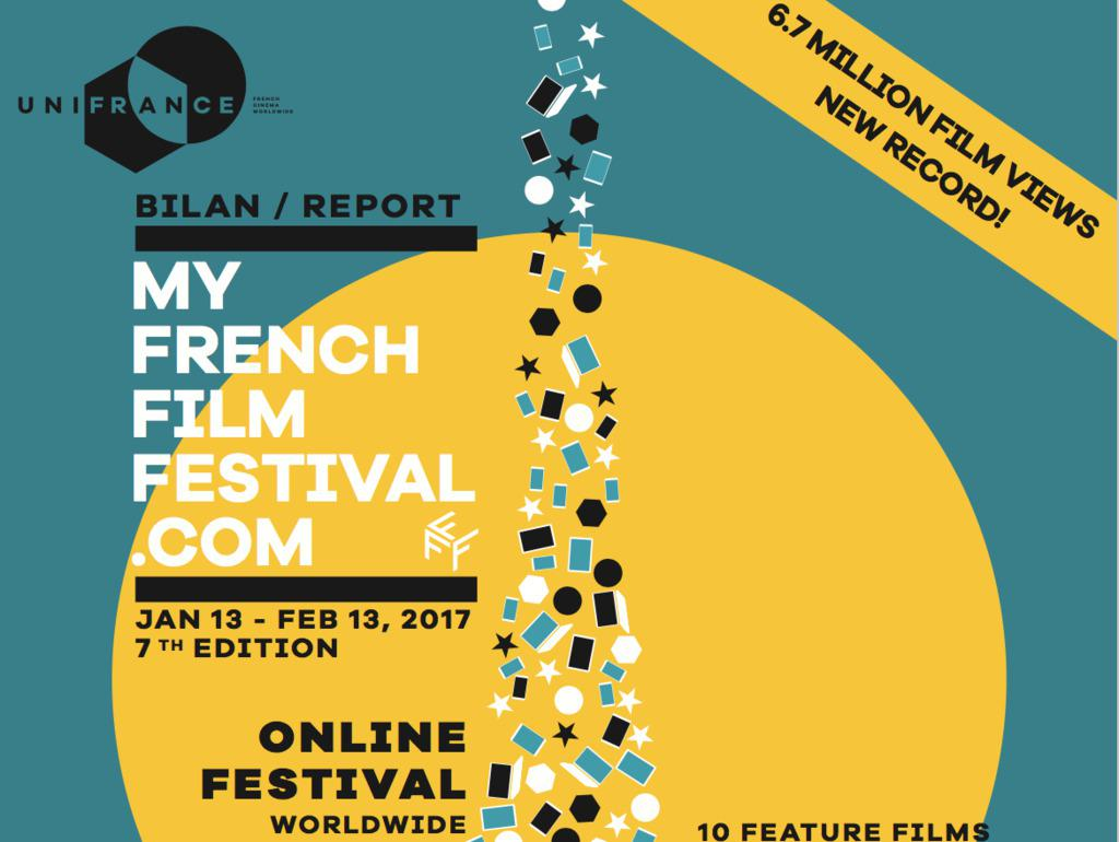 Event Report on MyFrenchFilmFestival 2017!