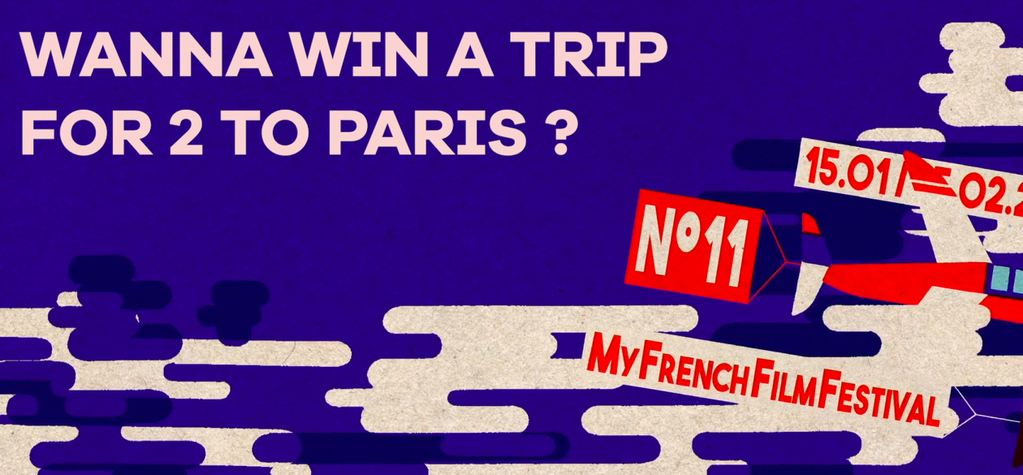 MyFrenchFilmFestival 2021: Enter our contest!