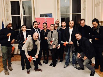 Award winners and record-breaking figures for the 8th MyFrenchFilmFestival!