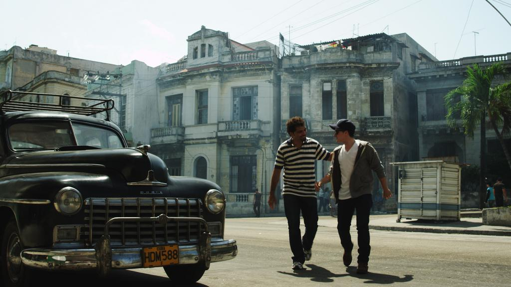 7 Days in Havana - © Fullhouse Morena Films