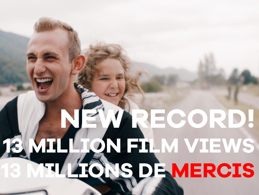 The awards and results of the 11th edition of MyFrenchFilmFestival