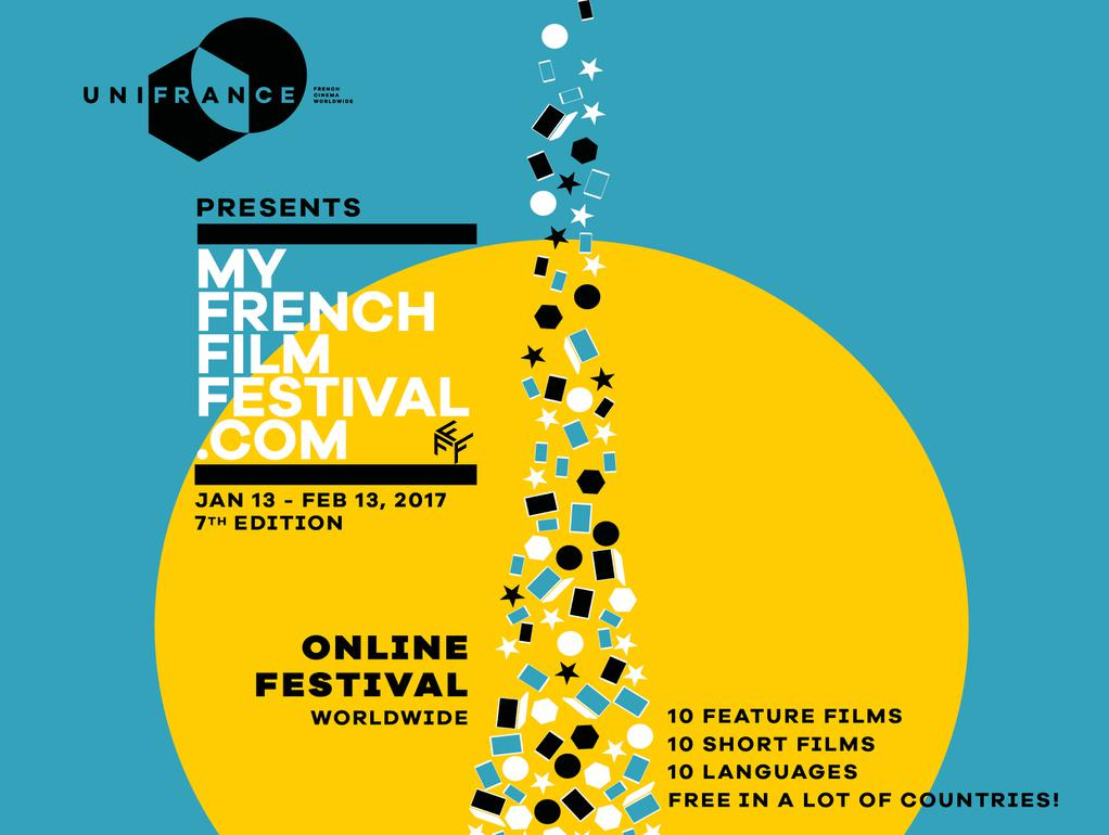 All the key figures of the 7th edition of MyFrenchFilmFestival