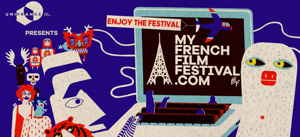 Juries and lineup announced for the 11th edition of MyFrenchFilmFestival!