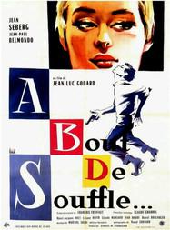 Breathless - Poster France
