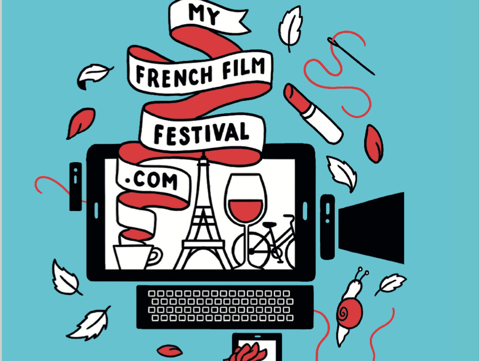Event Report on MyFrenchFilmFestival 2019!