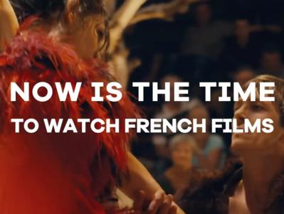 MyFrenchFilmFestival STAY HOME edition : Due buone notizie!