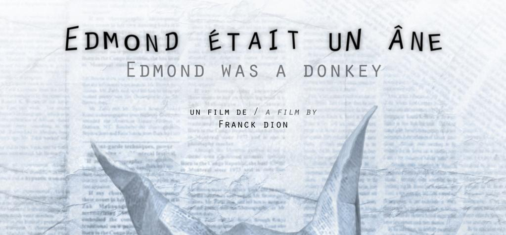 Edmond was a Donkey